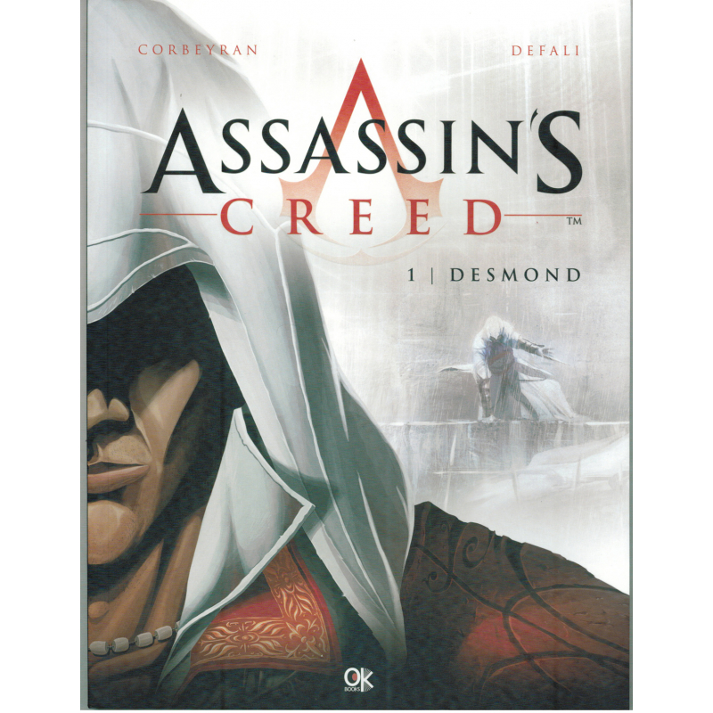 ASSASSIN´S CREED: 1 DESMOND