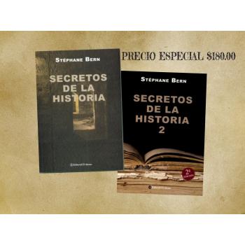PAQUETE SECRETOS DE LA HISTORIA