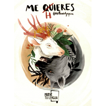 ME QUIERES, ME HIERES