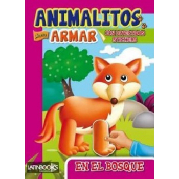 ANIMALITOS PARA ARMAR: EN EL BOSQUE