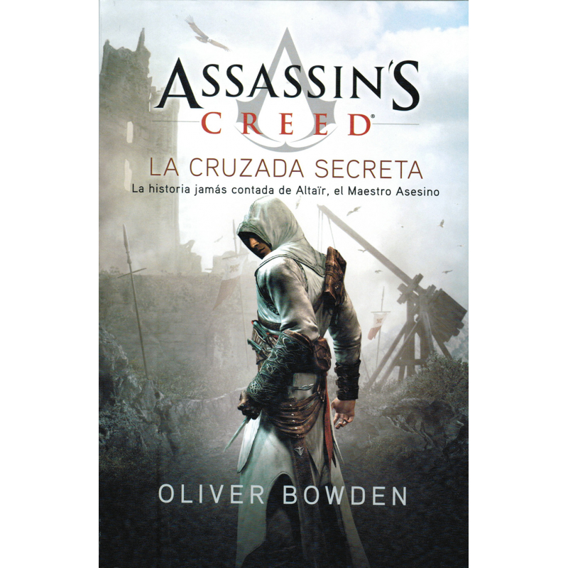 ASSASSIN´S CREED -CRUZADA SECRETA