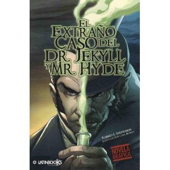 NOVELA GRÁFICA: EL EXTRAÑO CASO DR.JEKILL Y MR. HAYDE