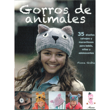 GORROS DE ANIMALES