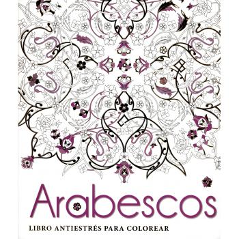 ARABESCOS Libro Antiestrés