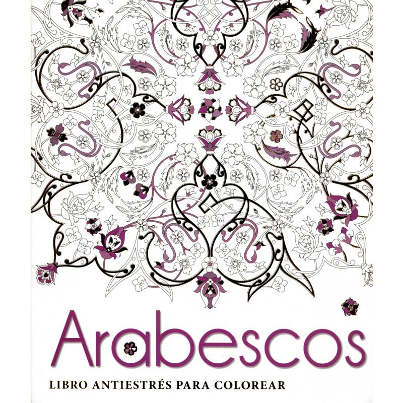 ARABESCOS Libro Antiestrés - Editorial Hiperlibro - ALAS EN FORMA DE ...