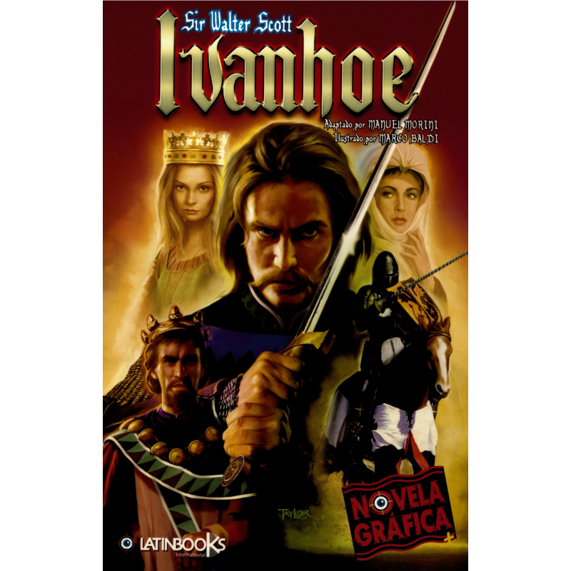 NOVELA GRÁFICA: IVANHOE