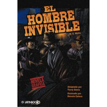 NOVELA GRÁFICA: EL HOMBRE INVISIBLE