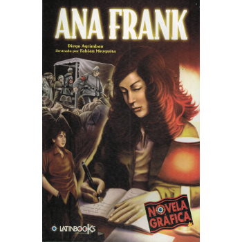 NOVELA GRÁFICA: ANA FRANK