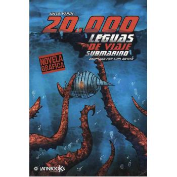 NOVELA GRAFICA: 20,000 LEGUAS DE VIAJE SUBMARINO