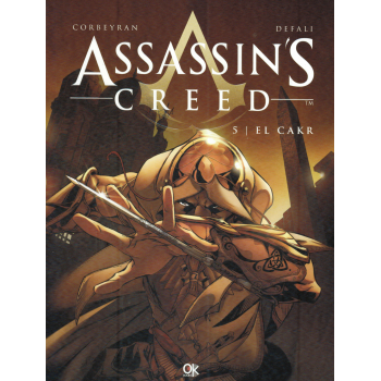 ASSASSIN´S CREED: 5 EL CAKR