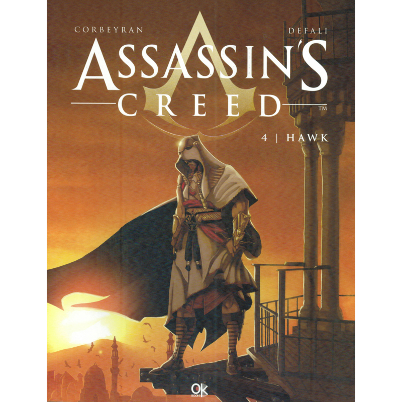 ASSASSIN´S CREED: 4 HAWK